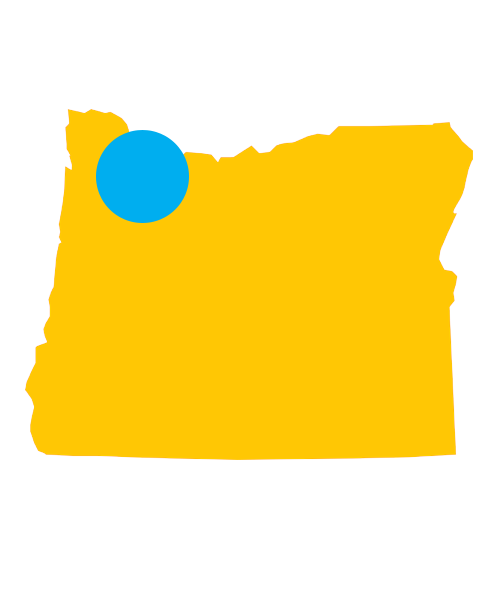 Oregon Commercial Cleaning Service Area